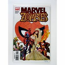 Marvel Zombies #5 + MZ2#1+MZ3#1A,2,3+MZ4#1+Dead Days+Thor #1 + More - Lot Of 10