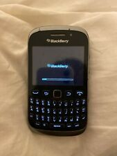BlackBerry Curve 9320 - Black (O2) Smartphone