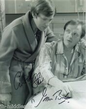 James Bolam & Christopher Strauli - Only When I Laugh - Signed 10x8 Photo- AFTAL