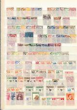 Nederland VERZENDKOSTEN 5 EURO 30 postfrisse velletjes en partijtje Indië