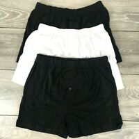 3 X Cargo Quay Mens Boxers Trunks Shorts SMALL Quality 100% COTTON A463