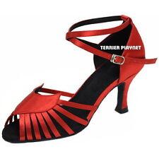 TPS Latin Ballroom Salsa Custom-made Dance Shoes D229