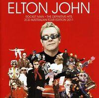 ELTON JOHN - ROCKET MAN: THE DEFINITIVE HITS NEW CD