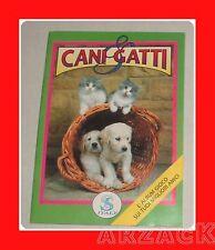 Album Figurine SERVICE LINE 93 CANI e GATTI Qs COMPLETO