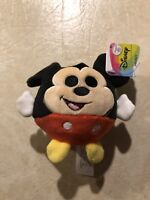 """NEW Disney / Just Play / Mickey Mouse """"Squeeze Me"""" Plush@"""