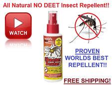 SKEETER BEATER - All Natural- NO DEET - Mosquitoe Rpellent - PROVEN THE BEST