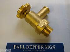 Mg Midget de control del Calentador Tap (Cromo parachoques coches) (88G588)