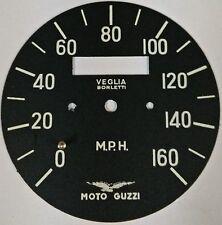 MOTO GUZZI V7, V7 850 GT, V7 SPORT VEGLIA DIAL FACE MILES HOUR