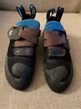 Evolv Mens Kronos Rugged Club Climbing Caving Bouldering Shoes Us 8.5, Eur 41.5