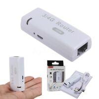 Mini 3G 4G AP3 Portable Wireless WiFi Router 150M Mobile Phone Tablet Hotspot