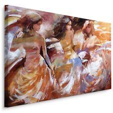 Canvas Bild LEINWANDBILD Kunstdruck XXL Wandbild Abstrakt Frauen Porträt 1227