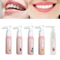 Viaty Toothpaste Baking Soda Stain Remove Whitening Fresh Breath Fruit Taste New