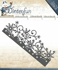 Precious Marieke Cutting Die - Winterfun Border PM10077