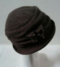 CAPPELLO DONNA CLOCHE INVERNALE Made In Italy