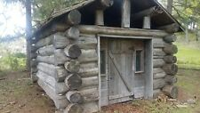 Log Cabin 15 x 20....21+ logs...Very Good condition for 40 years old...Dry