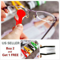 1/3/5pcs Sun Glasses Eyeglass Cleaner Microfiber Cloth Lens Wipes Cleaning Kit