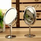 Women Makeup Cosmetic Mirror Double Sided Normal Magnifying Stand Mirror Gift W