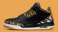 Nike Air Jordan 3 Retro size 7. Animal Instinct SE Print Tiger Zebra CK4344-002