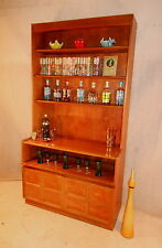 Teak Vintage/Retro Unbranded Bookcases, Shelving & Storage