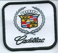 Cadillac Uniform patch 3 X 3-1/4 #196