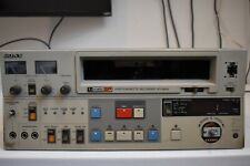 Sony VO-9600 U-Matic Cassette Player/Recorder 3/4 INCH TAPE