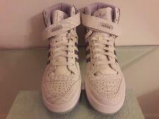 Adidas Originals Forum HI OG Chalk White / Python Snakeskin B27671 Sz 8.5