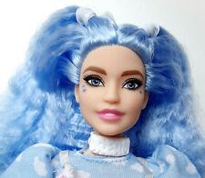 Barbie Fashionistas Nr.170 + Barbie EXTRA Nr.2 curvy Hybrid Doll a.Konvult Samml