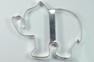 Ausstecher Elefant groß Ausstechform Keksausstecher Plätzchenausstecher B&B
