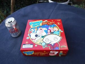 FAMILY GUY Stewie's Sexy Party Game for Adults - Box Opened. Contents Sealed
