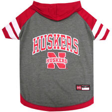 Nebraska Huskers NCAA Pets First Officially Licensed Dog Pet Hoodie T Shirt XS-L