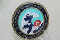 U.S. Navy Judge Advocate General's Corps Defense Service Office Challenge Coin