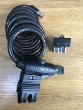 Magnum Heavy Duty Security Bike Bicycle Coil Cable