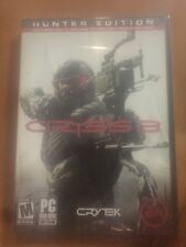 🔫Brand New!!! Crysis 3 Hunter Edition (PC, 2013) Factory Sealed!!! US!!!🔫
