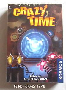 600-92445  -  Grazy Time-  Kartenspiel, Reaktionsspiel, Jeder gegen jeden