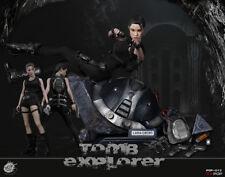 PREORDER 1/6 Tomb Raider Lara Croft DELUXE Figure USA Toys Hot Phicen Kumik