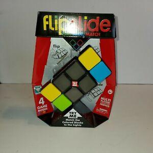 Character Options Flipslide (Flip Slide Match) 4 Game modes Age 8+