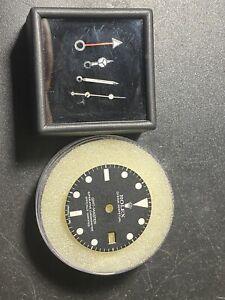 Vintage Rolex GMT 1675  Dial And Hands Super Rare