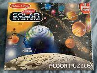Melissa & Doug Solar System Floor Puzzle 48 Jumbo pieces (Sealed)