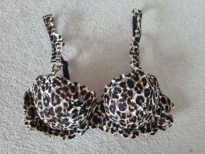 Victoria secret Pink Leopard Bra 34B