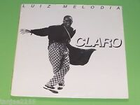 Luiz Melodia - Claro - Braziloid NEW Sealed NEU LP