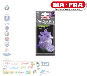 MA-FRA LUCKY STAR LAVANDA DEODORANTE PROFUMO AUTO CAMPER H0224