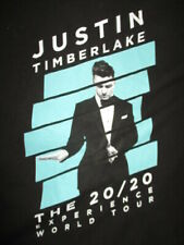 2013 Justin Timberlake 20/20 Experience World Concert Tour (Med) T-Shirt