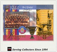 PC14- 2004 AFL Conquest Fitzroy 1944 VFL Premiership Commemorative Card