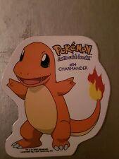 Pokemon collectible magnet Charmander #04