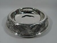 Gorham Bowl - 4168A - Antique Edwardian Centerpiece - American Sterling Silver