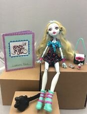 Mattel Monster High Lagoona Blue High 'Ghoul's Night Out' Doll. GUC.Incomplete