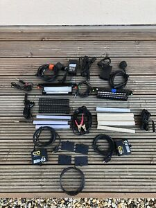 Kino flo mini flo Lighting kit Kinoflo