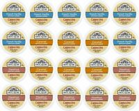 Grove Square Variety Cappuccino Packs 20 or 30 Count