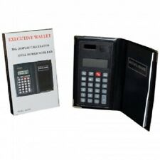 Executive Wallet With Big Display Calculator Giant Huge Jumbo Large Buttons
