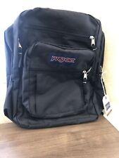New W/Tags JanSport Big Student Backpack 34L Black